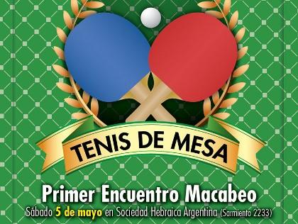 Stampa primer torneo de tenis de mesa - Torneo tenis de mesa ...