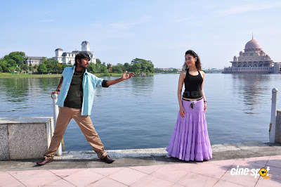 Tamil movie Vengai pictures Gallery