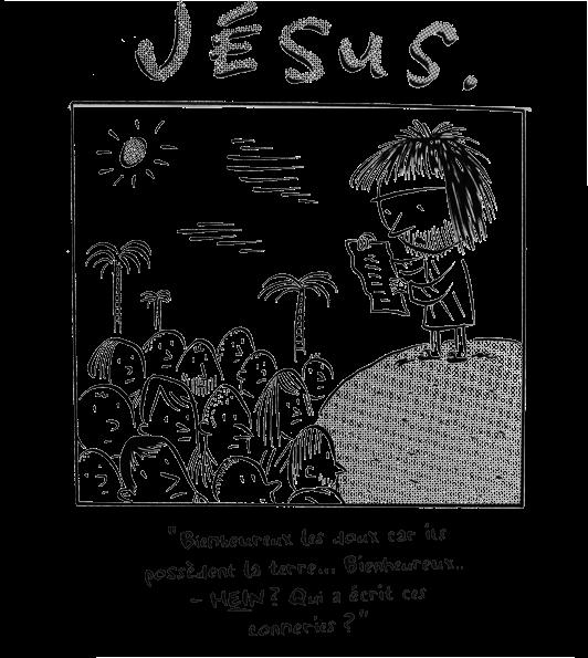 Jesus Iisus Ivan Brunetti Roland Jaccard