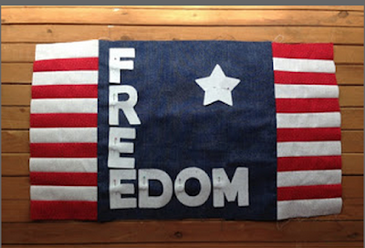 Celebrate Freedom! Placemats