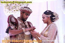 Piyumi Purasinghe&#39;s Wedding Photos