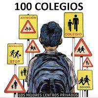 100 mejores colegios de madrid: