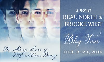 Blog Tour - The Many Lives of Fitzwilliam Darcy