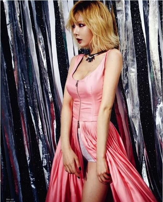 Say đắm ngắm cô ca sĩ gợi cảm nhất Hàn Quốc