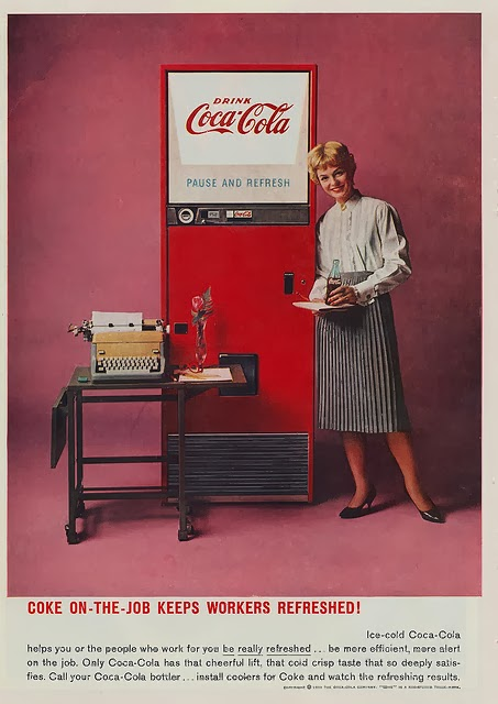 Interesting Soft Drinks Ads In The Past Vintage Everyday