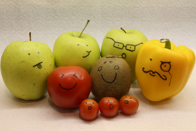 Happy Fruit and Veg