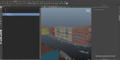 Maya Technology Preview: Alembic and GPU Cach
