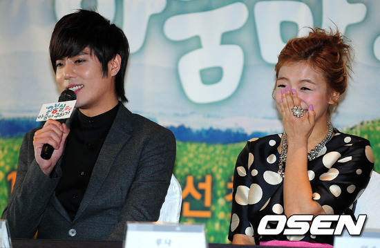 """[DRAMA] 23/08/2011 - Kim KyuJong @ """"Saving Mrs. Go BongShil"""" 5"""