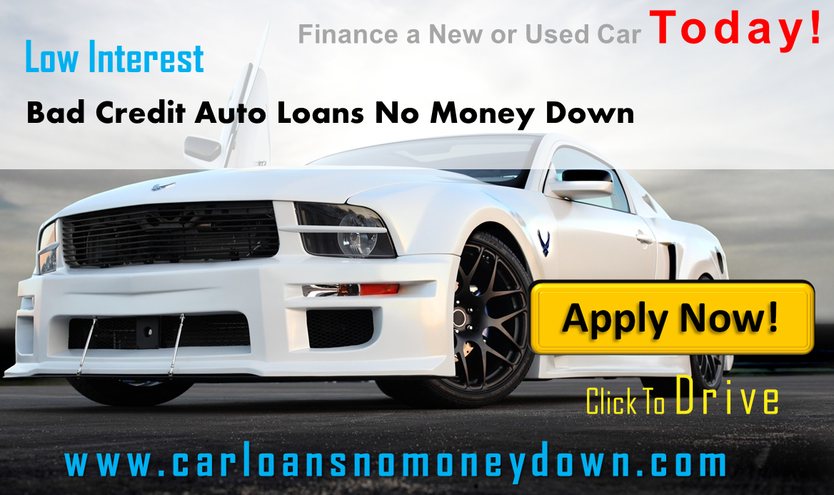 Can U Get A Car Loan With Bad Credit