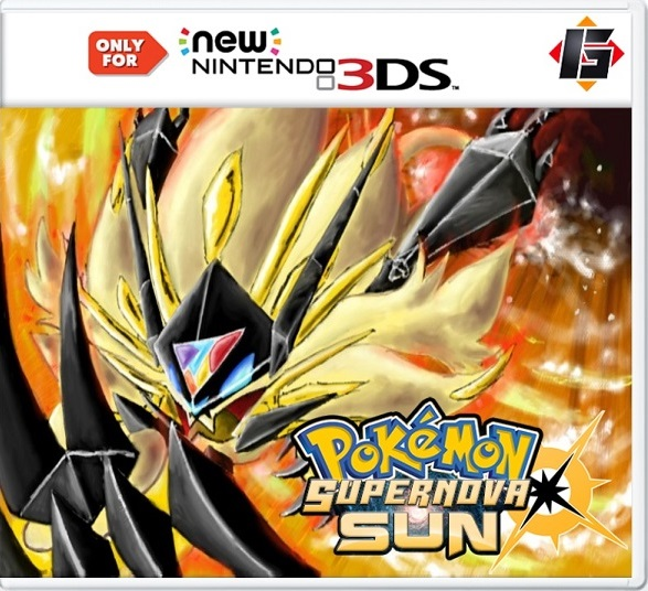 Pokémon Supernova Sun CIA 3DS USA