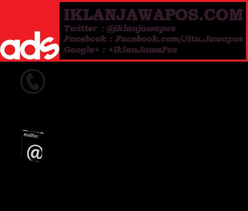Pasang Iklan Jawa Pos Display Paket Komputer 2015