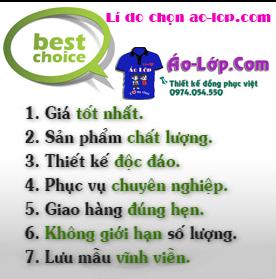 Lí do chọn ao-lop.com