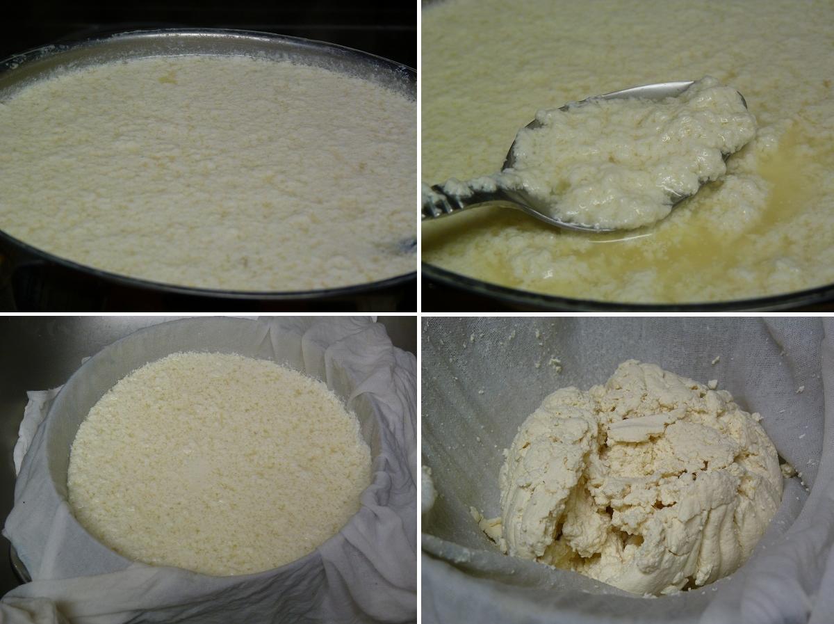 آشپزخانه کوچک من: طرز تهیه پنیر