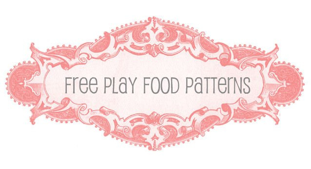 Free Play Food Patterns