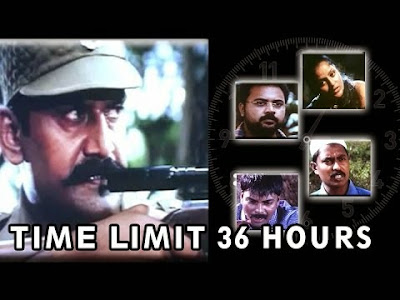 Time Limit 36 Hours 2015 Hindi Dubbed WEBRip 350mb