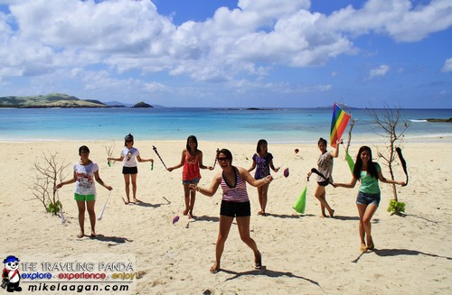 Practice for Poi Dance