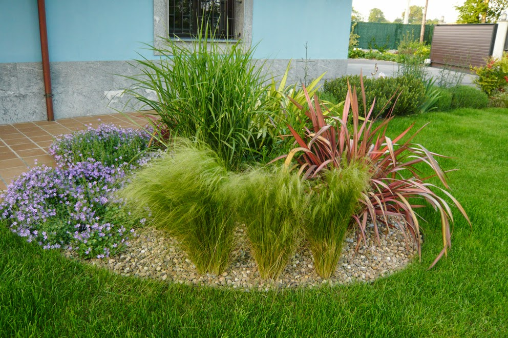 Arte y jardiner a dise o de jardines poner las cosas en for Como disenar jardines exteriores