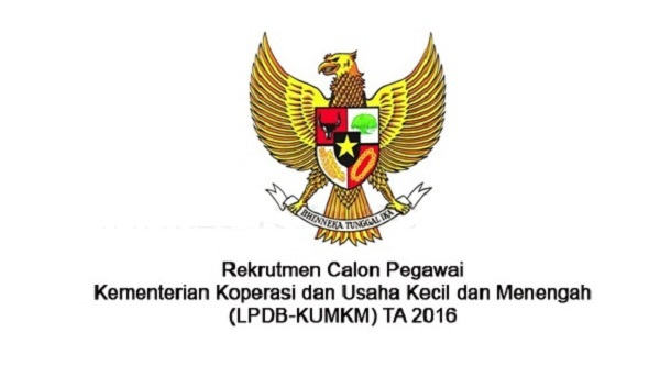 KEMENTERIAN LPDB KUMKM : 10 CALON PEGAWAI NON ONS - INDONESIA