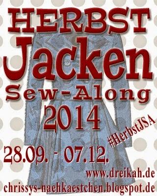 Herbstjacken-Sew-Along 2014