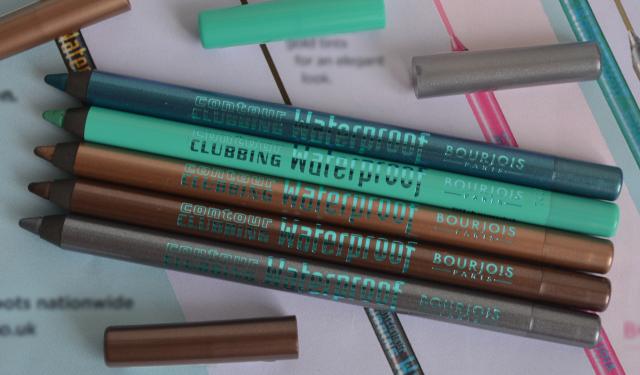 Bourjois contour clubbing waterproof eyeliner, summer 14