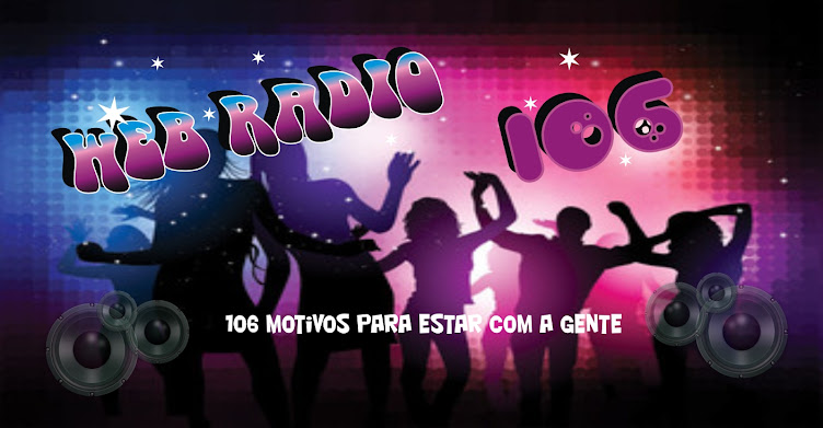 WEB RADIO 106 - A radio jovem de Rio Preto