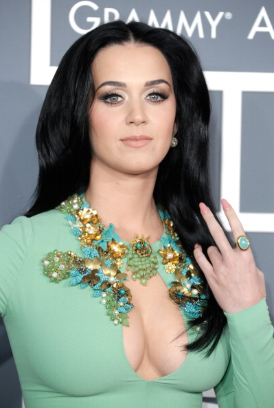 Katy Perry Nails It At The Grammy S With Sally Hansen