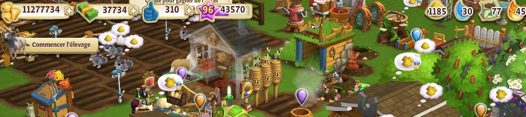 Farmville 2 Les Cadeaux