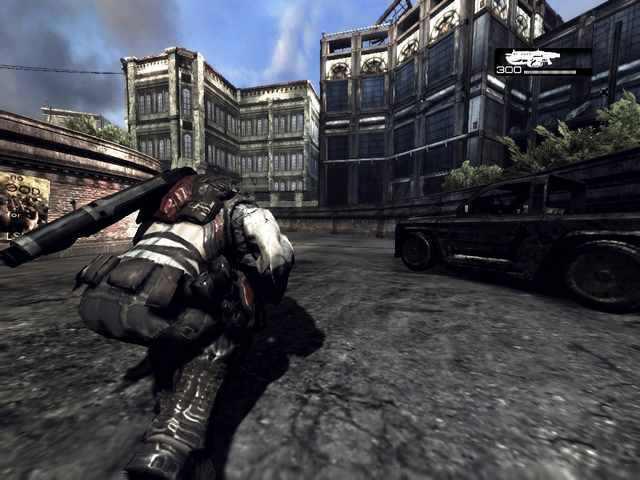 Скриншоты из игры Геарс оф Вар 3. скачать бесплатно игру gears of war 3 чер