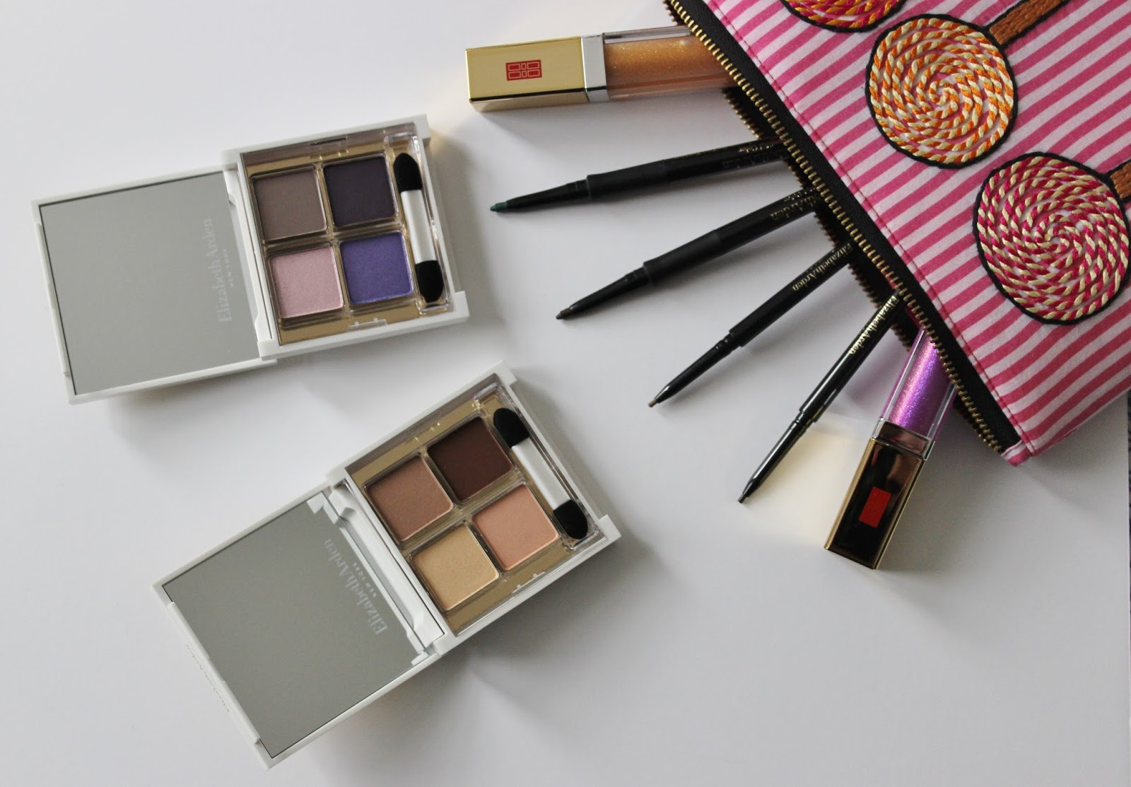 Elizabeth Arden untold aw14 makeup launches