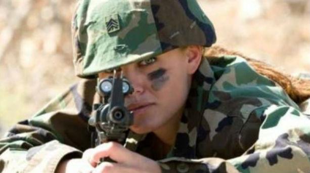 Και οι γυναίκες στον στρατό