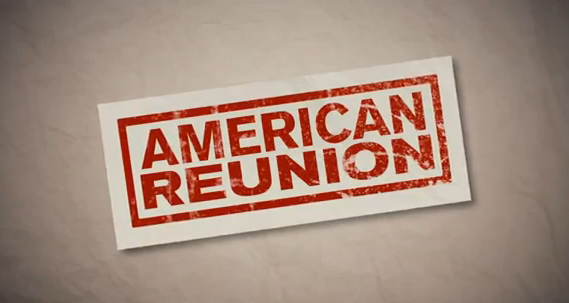 American Reunion 2012 comedy film title from Jon Hurwitz and Hayden Schlossberg  under Universal Pictures