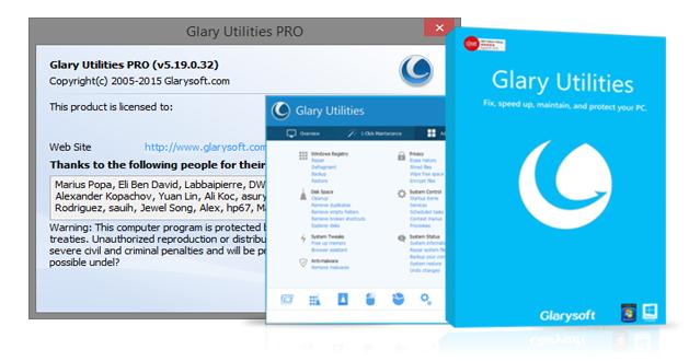تحميل وتفعيل جميع البرامج -Key for all Softwares: برنامج تسريع عمل الحاسوب Glary Utilities PRO 5 ...