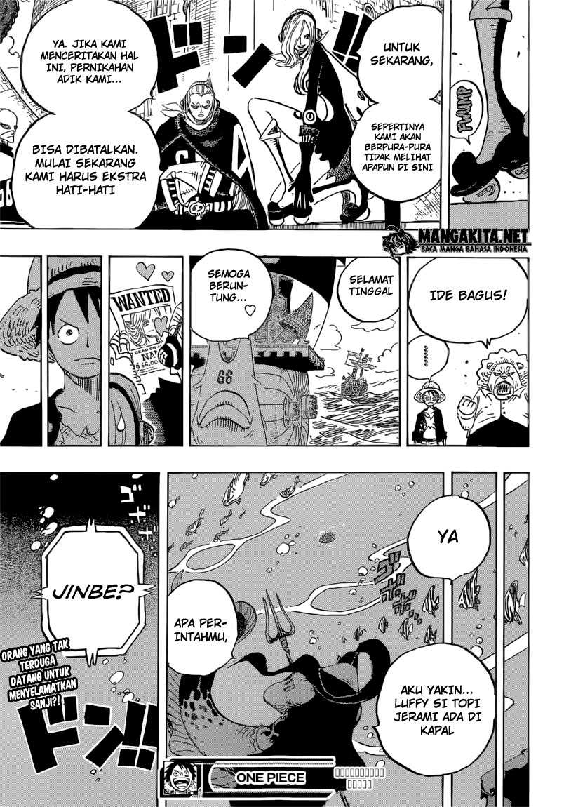One Piece Chapter 826-19
