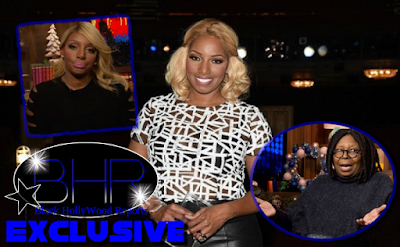 "Whoopi Goldberg Responds To Former RHOA Star NeNe Leakes Recent Comments About ""The View"""