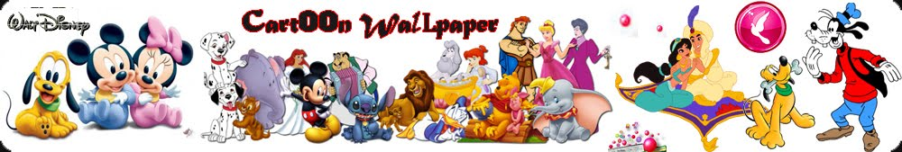 Free Cartoon Kids Wallpaper