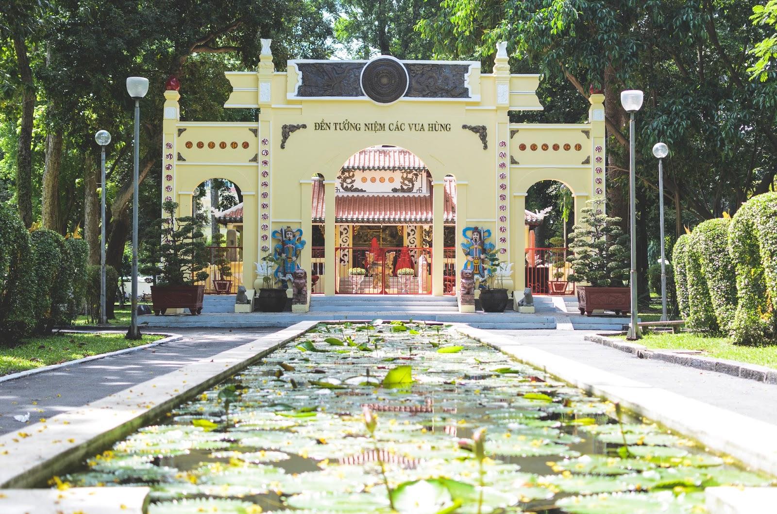 Ho Chi Minh Park