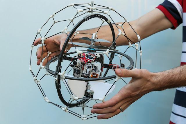Flyability - Drones de Resgate