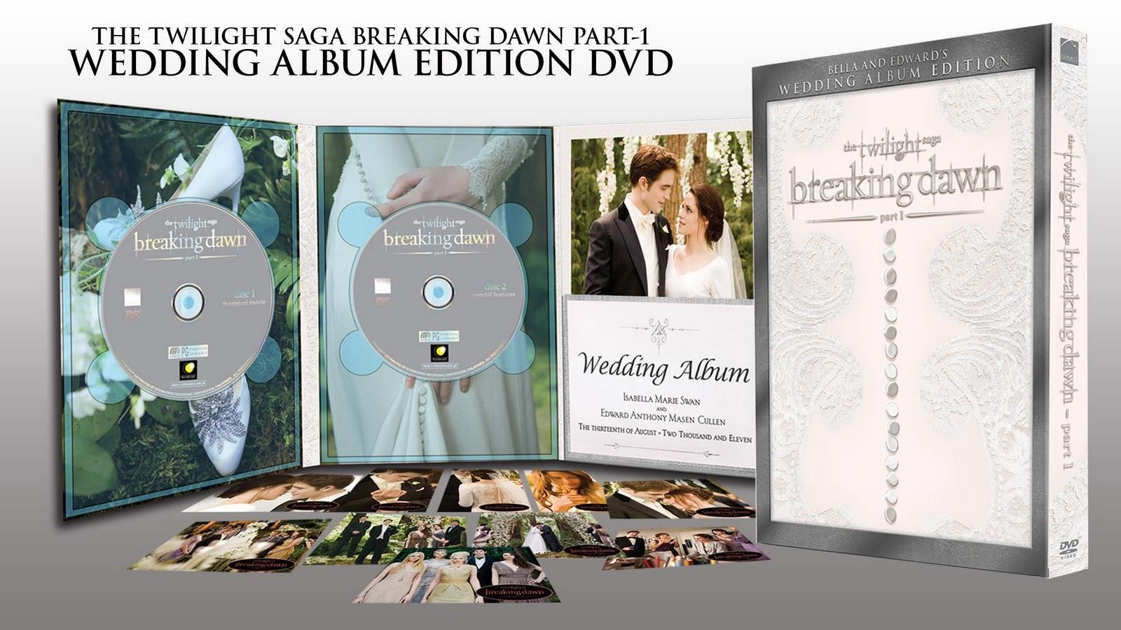 Date de sortie du DVD de Breaking Dawn - Part 1 337015_328076233891974_166303136735952_1065635_919193531_o
