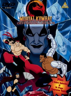 Desenho Mortal Kombat Online Dublado Completo   Desenho Online