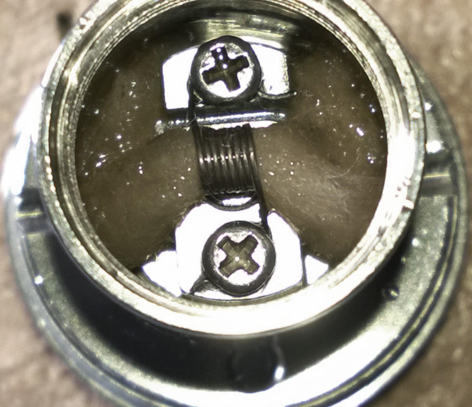 Montage micro coil coton