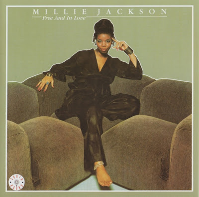 Millie Jackson 1976 Free And In Love CD EDITION