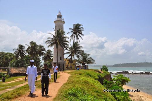 faro de Galle, Sri Lanka
