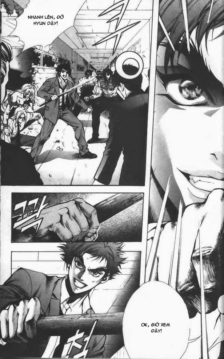 Evils Return chap 8 Trang 6 - Mangak.info