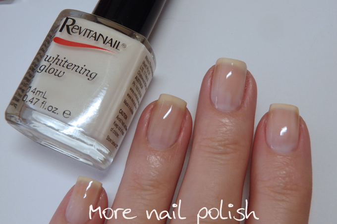 At Two Coats It Has A White Crelly Finish Think The Opi Ballet Sheer Polishes But S Still Bit Patchy Would Probably Be Nice Basecoat For Me