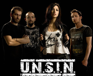 UNSIN Greek-metal