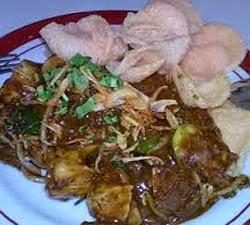 Resep Praktis dan mudah membuat makanan khas surabaya rujak cingur enak, lezat
