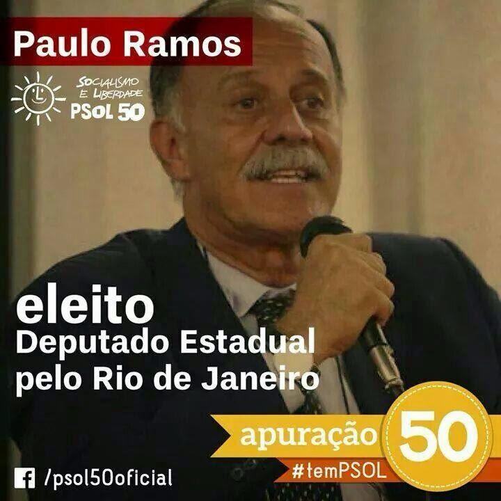REELEITO DEPUTADO ESTADUAL