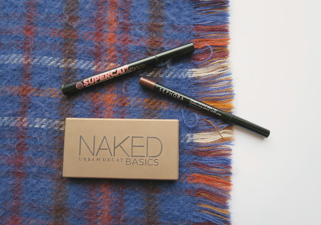 Autumn Beauty Favourites Makeup Perfume Eyes Urban Decay Sephora Soap and Glory