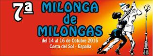 ¡La Milonga en Andalucía!