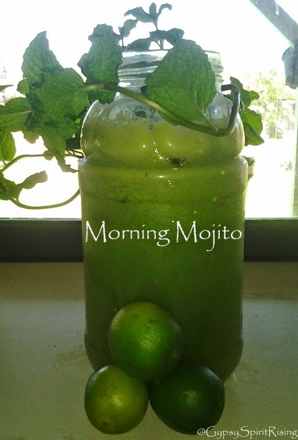 Mojito's in the Morning